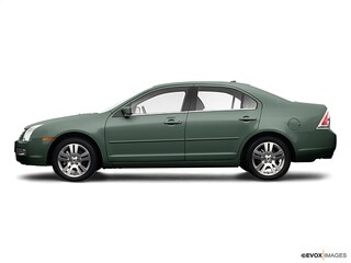 Used 2009 Ford Fusion SEL for sale near Boston at Muzi Ford