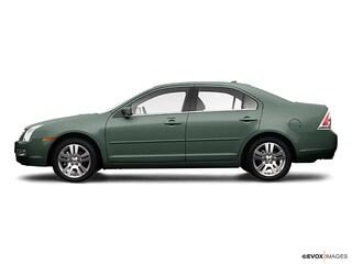Used 2009 Ford Fusion SEL for sale near Boston Massachusetts at Muzi Ford