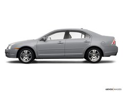 Used 2009 Ford Fusion SEL Sedan for Sale in Ashland, OH