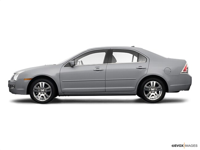 2009 Ford Fusion SEL Sedan
