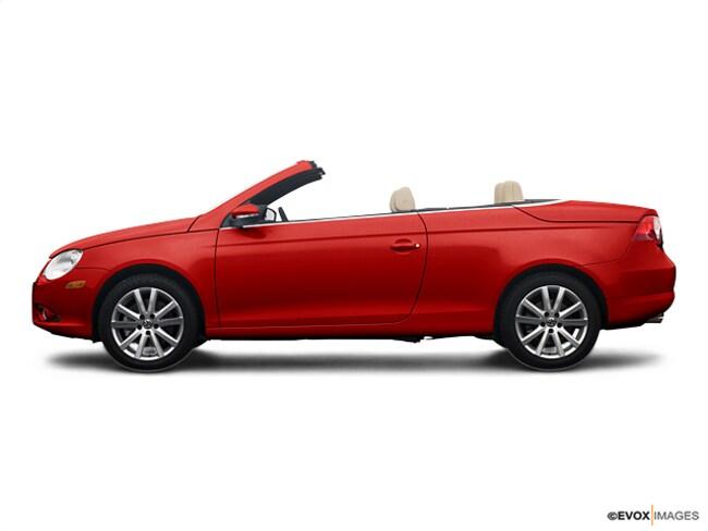 2009 Volkswagen Eos Komfort Convertible