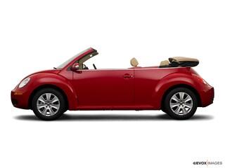 2009 Volkswagen Beetle 2.5L Convertible