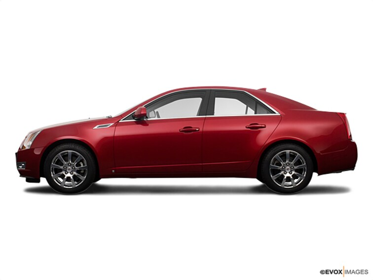 Used 2009 CADILLAC CTS Base w/1SB Sedan in Auburn, NY
