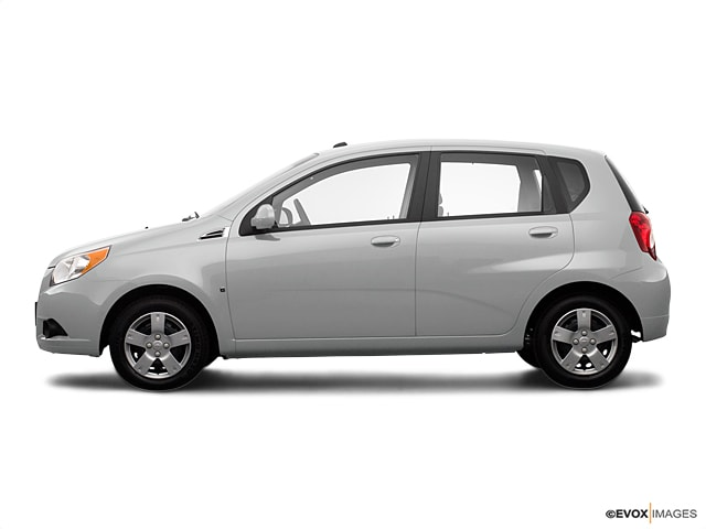 Featured 2009 Chevrolet Aveo LT w/1LT HB LT w/1LT 9B692274 for sale in Thornton, CO