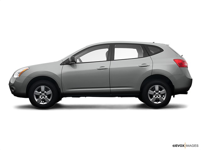 Used 2009 Nissan Rogue FWD 4dr S Sport Utility In Jacksonville, FL