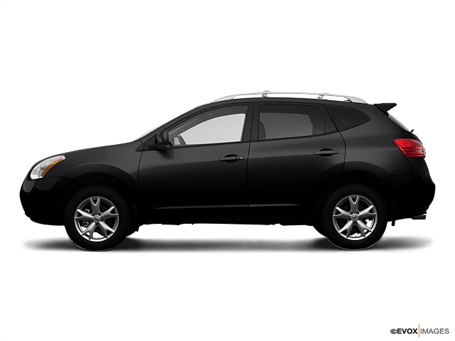 Used 2009 Nissan Rogue SL SUV For Sale West Palm Beach, Florida