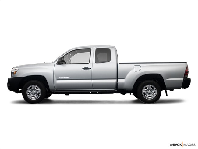 2009 Toyota Tacoma 4WD Base V6 Compact Truck