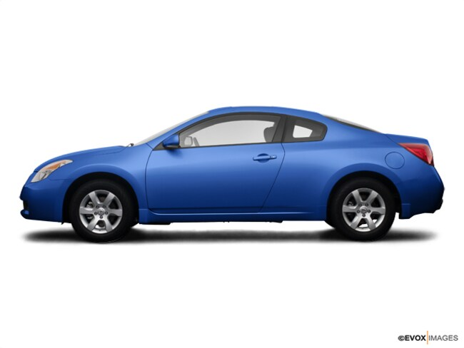Pre-Owned 2009 Nissan Altima 2.5 S Coupe for sale in Lima, OH