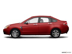 Bargain used vehicles 2009 Ford Focus SEL Sedan for sale near you in Grand Junction, CO
