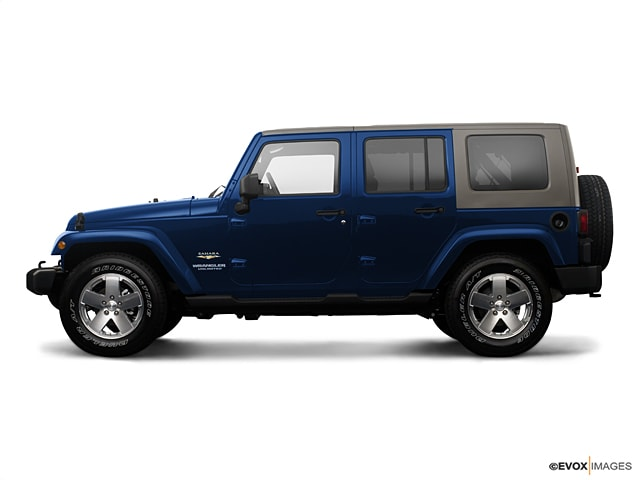 Used 2009 Jeep Wrangler Unlimited X SUV Knoxville