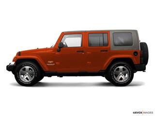 2009 Jeep Wrangler Unlimited Sahara 4WD  Sahara