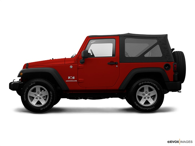 2009 Jeep Wrangler Sahara 4WD Sahara