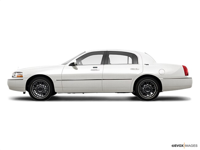 Used 2009 Lincoln Town Car For Sale Austin Tx