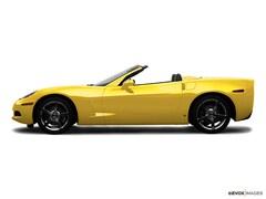 2009 Chevrolet Corvette w/2LT Convertible