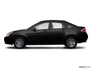 Used 2009 Ford Focus SE Sedan under $12,000 for Sale in Greenfield