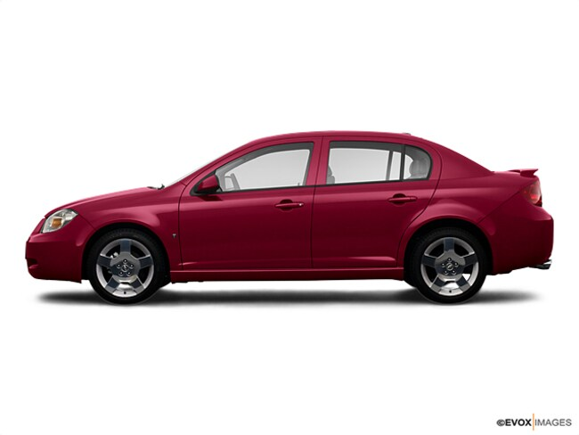 2009 Chevrolet Cobalt LS Sedan Sedan