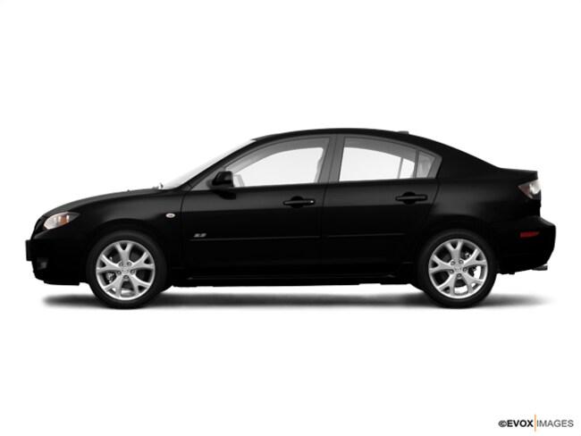 2009 Mazda Mazda3 s Grand Touring Sedan