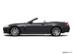 2009 Jaguar XK Series 2DR CONV Convertible
