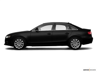 2009 Audi A4 2.0T Premium (Multitronic) Sedan