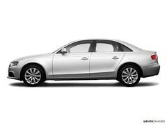 2009 Audi A4 2.0T Premium Plus Sedan