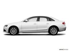 2009 Audi A4 2.0T Premium (Tiptronic) Sedan