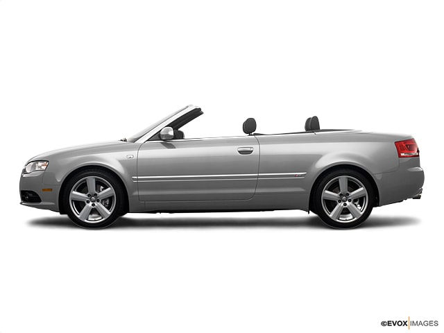 2009 Audi A4 2.0T Cabriolet Convertible