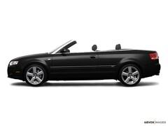 2009 Audi A4 2.0T Convertible