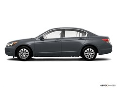2009 Honda Accord 4dr I4 Auto LX Car