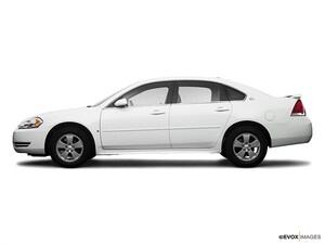2009 Chevrolet Impala LT w/3.5L