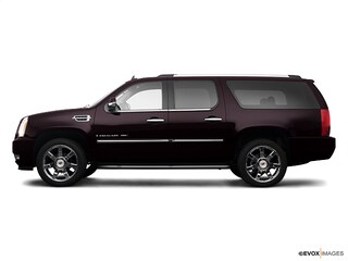 2009 Cadillac Escalade ESV All-wheel Drive