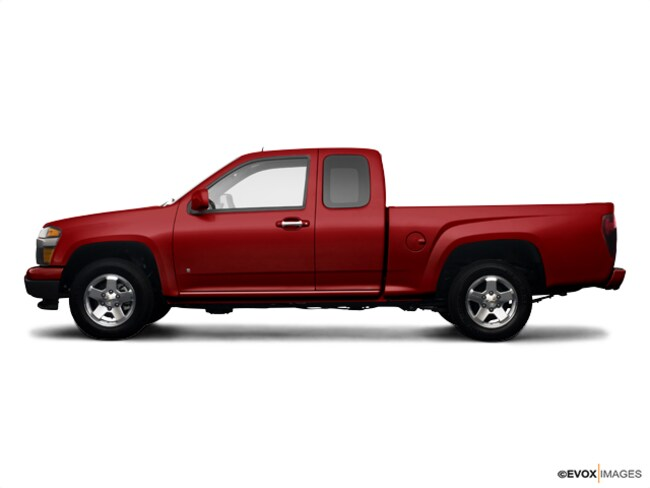 2009 Chevrolet Colorado Truck Extended Cab