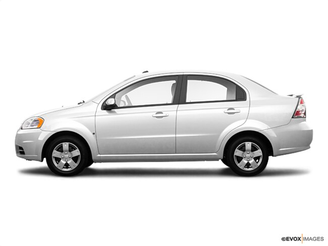 Used 2009 Chevrolet Aveo For Sale Hobart In Stock 18a040a
