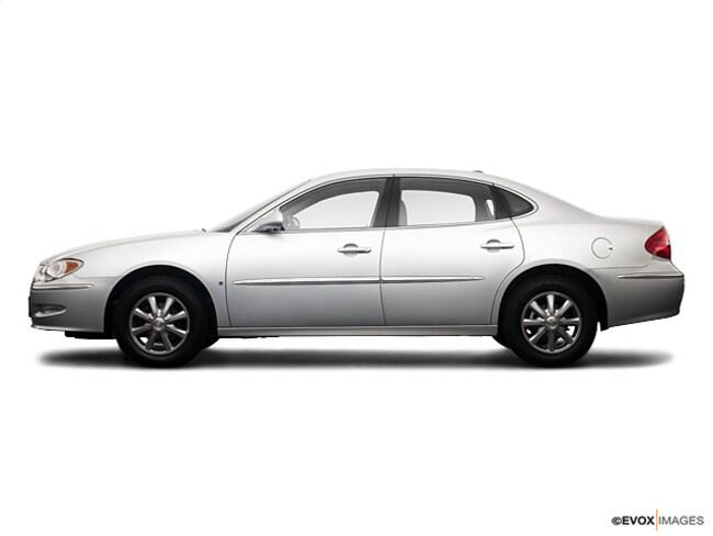 2009 Buick LaCrosse CXL Sedan