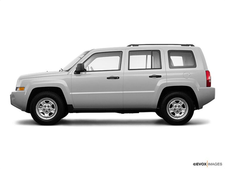 Used 2009 Jeep Patriot For Sale in Waldorf, MD | Near