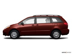 Used 2009 Toyota Sienna LE Minivan/Van under $10,000 for Sale in Reading
