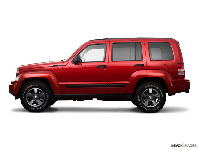 2009 Jeep Liberty Sport SUV
