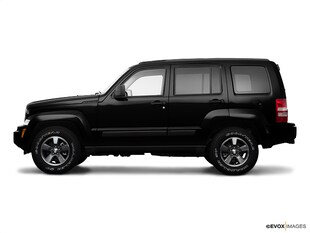 2009 Jeep Liberty Limited SUV