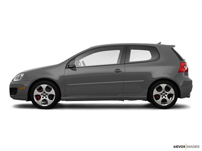 2009 Volkswagen GTI 2 Door W Pzev Hatchback