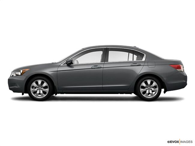 2009 Honda Accord 4dr I4 Auto EX-L Car
