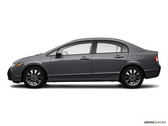 Used 2009 Honda Civic EX Sedan in Wichita Falls, TX