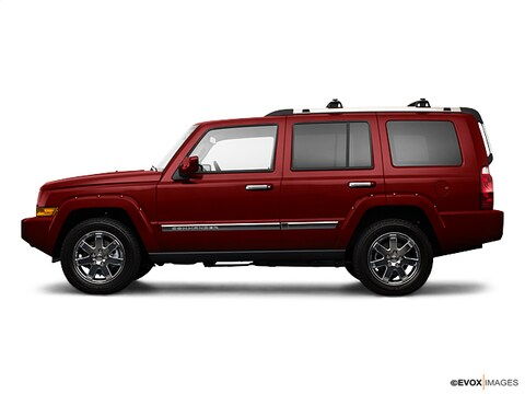 2009 Jeep Commander Sport SUV