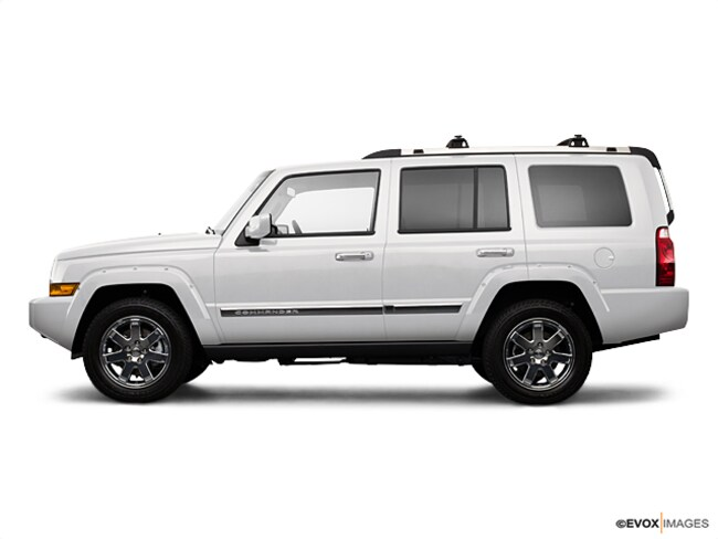 2009 Jeep Commander Limited SUV