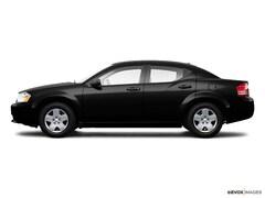 2009 Dodge Avenger Sedan