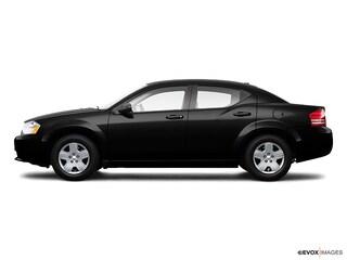 2009 Dodge Avenger SXT Sedan