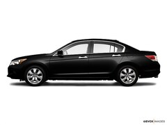 Used 2009 Honda Accord EX-L 4dr V6 Auto  w/Navi Sedan for sale in Orange County