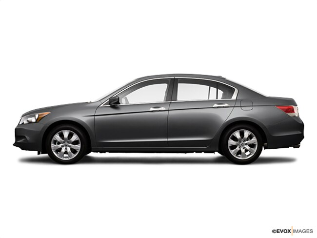 Bargain pre-owned vehicle 2009 Honda Accord 3.5 EX-L Sedan For sale near you in Columbus, OH