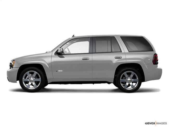 Used 2009 Chevrolet Trailblazer For Sale At Cortese Lincoln Vin