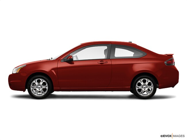 Used 2009 Ford Focus SE Coupe in Reading, PA