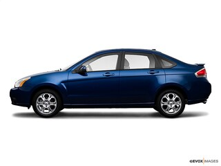 Used 2009 Ford Focus SES Sedan for sale in Boston, MA