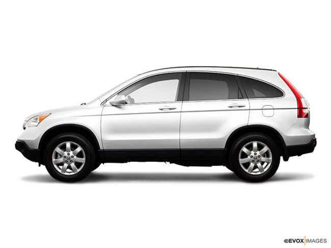 Pre-Owned 2009 Honda CR-V EX-L SUV in Peoria, IL